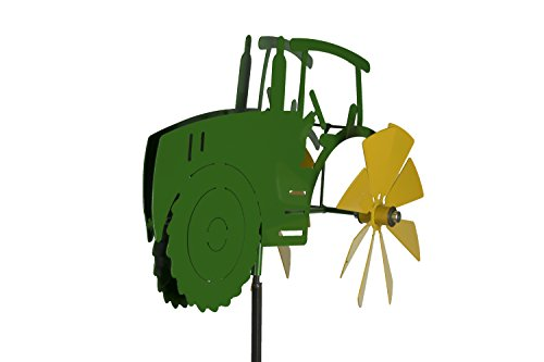 Blue-Luca-Inc-Tractor-Wind-Spinner-for-Yard-and-Garden-Powder-Coat-Finish-Made-in-USA-0-0