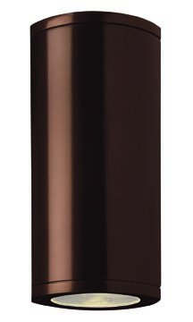 Bronze-Clear-2-Light-Up-Down-Lighting-Marine-Grade-Wet-Location-Outdoor-Wall-Sconce-From-The-Trident-Collection-0