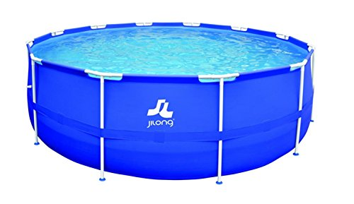 By-PoolCentral-15-x-48-Round-Blue-Steel-Frame-Above-Ground-Swimming-Pool-Set-0-0