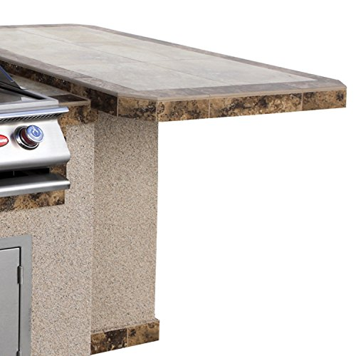 Cal-Flame-LBK-401R-A-Stucco-Grill-Island-with-4-Burner-Stainless-Steel-Propane-Gas-Grill-0-1