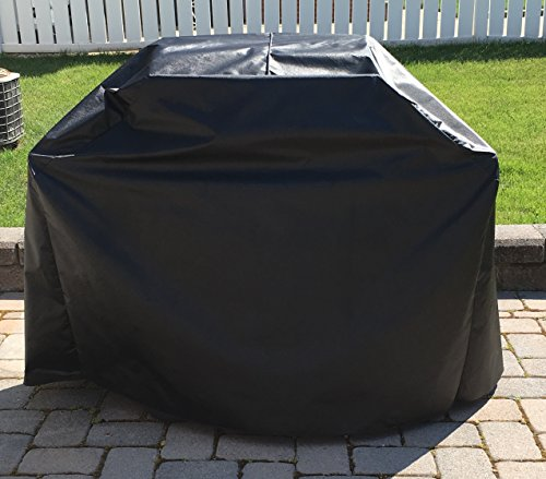 Char-Broil-Signature-3-Burner-Model-463372017-Gas-Grill-Outdoor-Waterproof-Black-Grill-Cover-By-Comp-Bind-Technology-498W-x-276D-x-49H-0-0