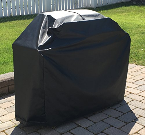 Char-Broil-Signature-3-Burner-Model-463372017-Gas-Grill-Outdoor-Waterproof-Black-Grill-Cover-By-Comp-Bind-Technology-498W-x-276D-x-49H-0-1