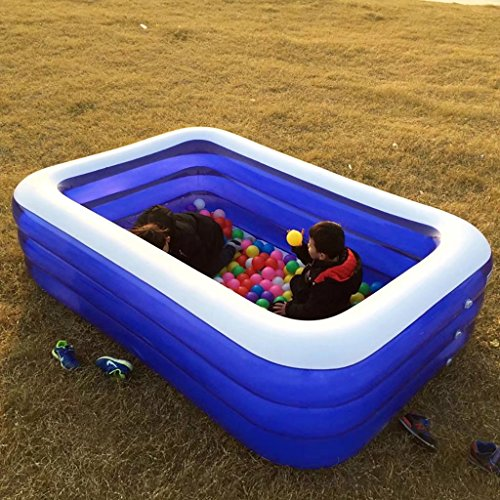 Childrens-PoolScrub-Baby-Folding-PoolChildrens-Bath-TubInflatable-Swim-Pool-0-4