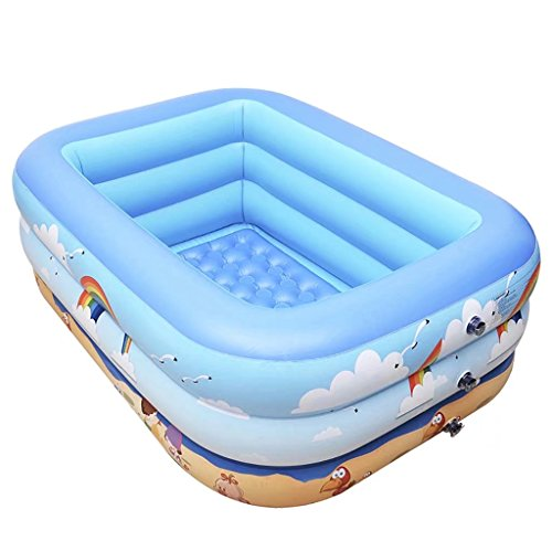 Childrens-PoolScrub-Baby-Folding-PoolChildrens-Bath-TubInflatable-Swim-Pool-0