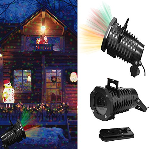 Christmas-Lights-Projector–Multicolor-Rotating-Led-Christmas-Shower-lights-10PCS-Pattern-Waterproof-Lens-Christmas-Projector-Lights-Outdoor-Indoor-for-Celebration-Garden-Decorations-and-more-0-0