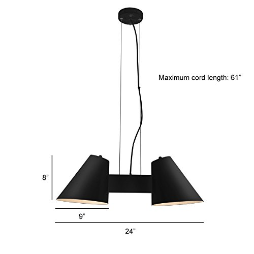 Cocoweb-Perugia-LED-2-Light-Modern-Chandelier-Pendant-Light-in-Black-GO-C408-2LBK-0-0