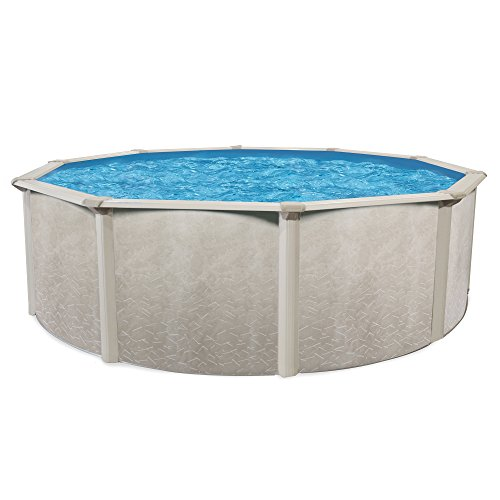 Cornelius-Pools-Phoenix-15-x-52-Frame-Above-Ground-Pool-Kit-with-Pump-Ladder-0-0
