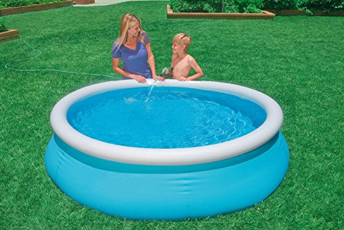 DMGF-Inflatable-Easy-Set-Pool-Family-Play-Pool-Summer-Water-Fun-Lounge-Padding-Pool-Above-Ground-Swim-Center-With-Electric-Air-Pump-60X15inOrange1-0-1