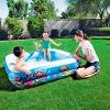 DMGF-Inflatable-Pool-Kids-Swim-Center-Sun-Shade-Pool-With-Electric-Air-Pump-Garden-Family-Paddling-Pool-Summer-Children-Play-Ball-Pool-58X58x48in-0-2