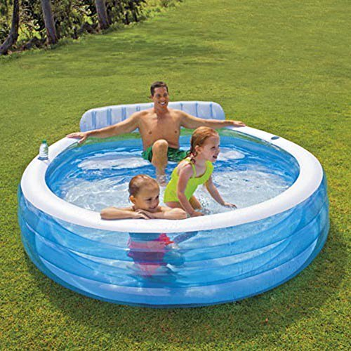 DMGF-Inflatable-Pool-Swim-Center-Family-Lounge-Round-Pool-With-Electric-Air-Pump-Backrest-Cushion-Thicken-Adult-Kid-Children-Paddling-Pool-22421676Cm-For-Ages-4-0-0