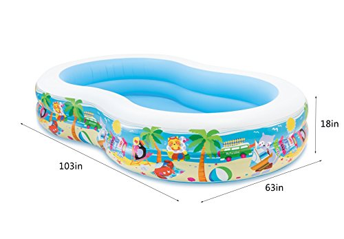 DMGF-Lagoon-Inflatable-Pool-Family-Swim-Center-Summer-Kids-Paddling-Pool-Garden-Wave-Above-Ground-Pools-103-0-1