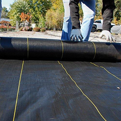 DeWitt-SBLT4300-Sunbelt-Ground-Cover-Weed-Barrier-4-Feet-Width-by-300-Feet-Length-Pack-of-3-0-2