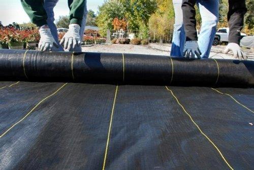 DeWitt-SBLT4300-Sunbelt-Ground-Cover-Weed-Barrier-4-Feet-Width-by-300-Feet-Length-Pack-of-3-0-7