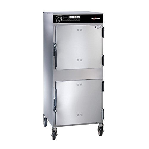 Ecosmart-Double-Compartment-Cook-and-Hold-Smoker-Oven-0-0