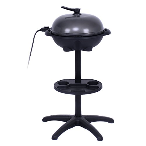 Electric-BBQ-Grill-1350W-Non-stick-4-Temperature-Setting-Outdoor-Garden-Camping-0