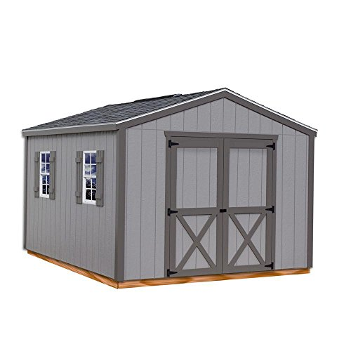 Elm-10-ft-x-12-ft-Wood-Storage-Shed-Kit-with-Floor-0