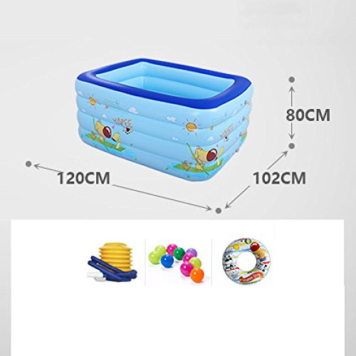 GEXING-Infant-And-Children-Swimming-Pool-Baby-Home-Thickening-Properties-Bathtub-Inflatable-Swimming-Bucket-0-0