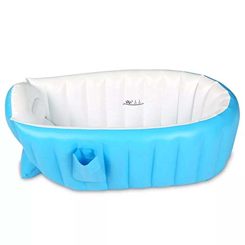 GONGFF-Baby-Inflatable-Bath-Baby-Tub-Large-Thickened-Newborn-Children-Can-Lie-Folded-Portable-Bath-Basin-0