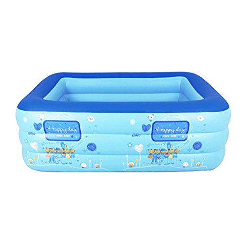 GONGFF-Childrens-Pool-Swimming-Inflatable-Marine-Ball-1-3-Years-Old-Thickened-Adult-Family-Home-Oversized-Water-Park-0