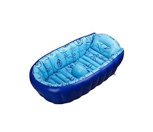 GONGFF-Infant-Bathing-Pool-Inflatable-Bath-Tub-Bathtub-For-Newborn-Children-0