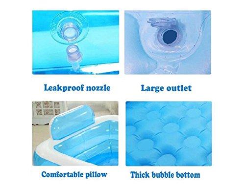 GONGFF-Inflatable-Bathtub-Plastic-Inflatable-Bathtub-Folding-Tub-Thicken-Adult-Bath-Childrens-Bath-Barrel-Tub-Bathing-Barrel-0-1