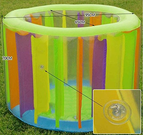GONGFF-Thickened-Insulation-Infant-Inflatable-Swimming-Pool-Bath-Bath-Pool-Game-Pool-0-0