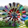 Garden-Art-Metal-Spinner-Bursting-Bloom-Multi-color-0-2