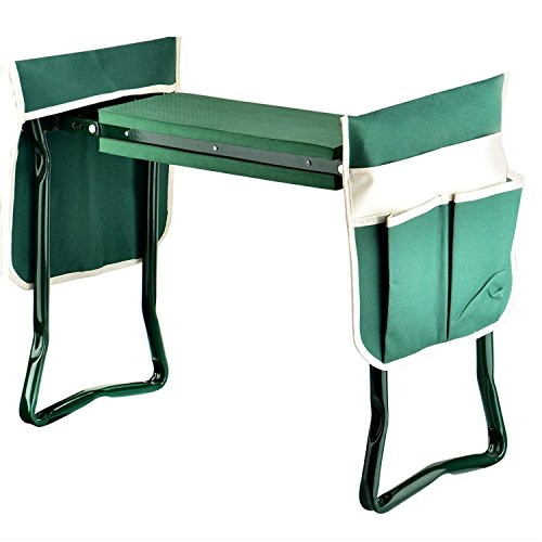 Garden-Kneeler-SeatGYMAN-Sturdy-and-Lightweight-Garden-Folding-Bench-Stool-with-EVA-Kneeling-Pad-and-Tool-Pouch-0