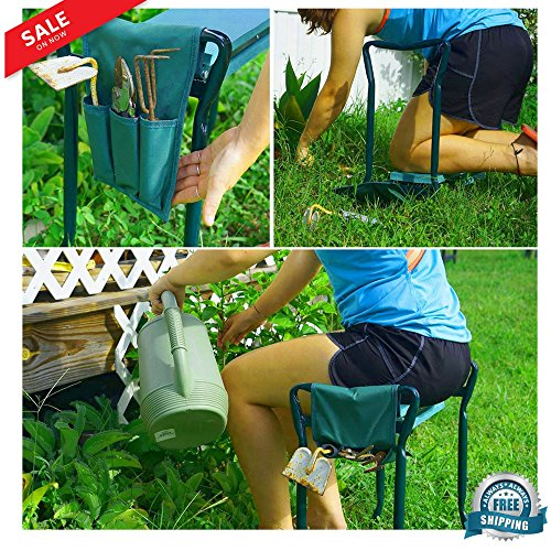 Garden-Tools-Kneeling-Pad-Folding-Kneeler-Cushion-Seat-Stool-Chair-Lightweight-Easy-to-Move-Around-your-Garden-Steel-Bench-Sturdy-Portable-eBook-by-BADA-shop-0