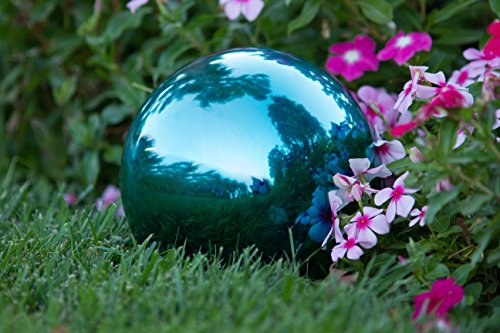 Gazing-Mirror-Ball-Stainless-Steel-By-Trademark-Innovations-0-0