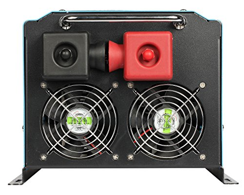 HEAVY-DUTY-35-lb-12V-2000W-PEAK-6000W-Pure-Sine-Wave-Inverter-MicroSolar-With-Battery-Charger-Cable-Support-Microwave-Air-Conditioner-etc-0-2