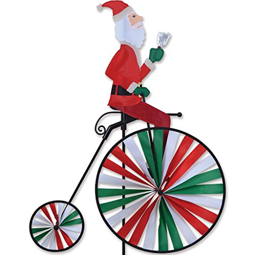 High-Wheel-Bike-Spinner-Santa-0
