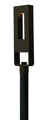 Hinkley-1641BZ-Contemporary-Modern-Two-Light-Post-Top-Pier-Mount-from-Atlantis-collection-in-BronzeDarkfinish-0