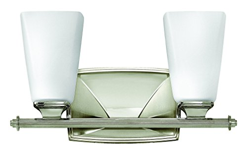 Hinkley-53012PN-Traditional-Two-Light-Bath-from-Darby-collection-in-Chrome-Pol-Ncklfinish-0