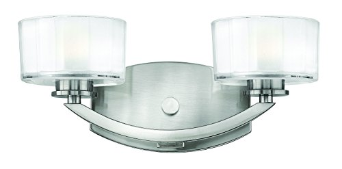 Hinkley-5592BN-LED-Transitional-Two-Light-Bath-from-Meridian-collection-in-Pwt-Nckl-BS-Slvrfinish-0