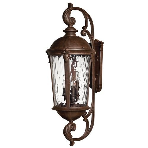 Hinkley-Lighting-1929RK-LED-Windsor-2-Light-Extra-Large-Outdoor-Wall-MountRiver-0