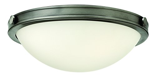 Hinkley-Lighting-3782HB-Maxwell-2-Light-Foyer-Flush-MountHeritage-Brass-0