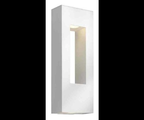 Hinkley-Two-Light-Bronze-Tempered-Lens-Glass-Outdoor-Wall-Light-1649BZ-LED-0
