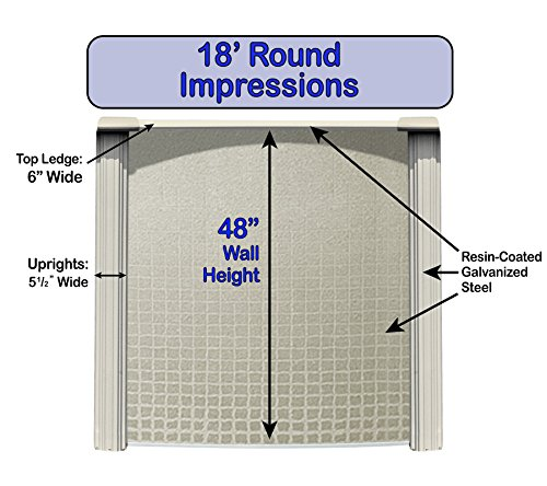 Impressions-Above-Ground-Swimming-Pool-Kit-Various-Sizes-0-0