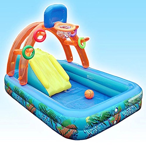 Inflatable-Slide-Play-CenterSwimming-Pool-0-0