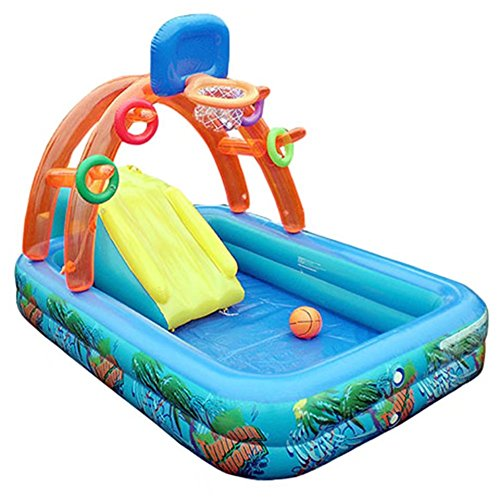 Inflatable-Slide-Play-CenterSwimming-Pool-0