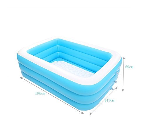 Inflatable-bathtub-TYCGY-Baby-Childrens-Non-slip-Swimming-Pool-Foldable-Large-Capacity-Plastic-Air-Bathtub-Fashionable-Adult-Children-Inflatable-Pumps-0-0