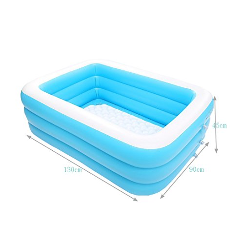 Inflatable-bathtub-TYCGY-Baby-Childrens-Non-slip-Swimming-Pool-Foldable-Large-Capacity-Plastic-Air-Bathtub-Fashionable-Adult-Children-Inflatable-Pumps-0-3