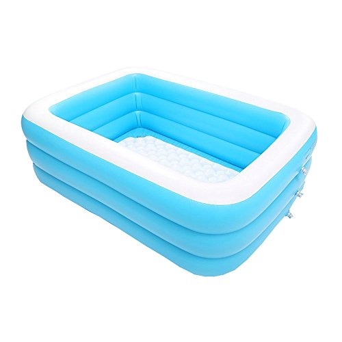 Inflatable-bathtub-TYCGY-Baby-Childrens-Non-slip-Swimming-Pool-Foldable-Large-Capacity-Plastic-Air-Bathtub-Fashionable-Adult-Children-Inflatable-Pumps-0-5