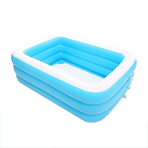 Inflatable-bathtub-TYCGY-Baby-Childrens-Non-slip-Swimming-Pool-Foldable-Large-Capacity-Plastic-Air-Bathtub-Fashionable-Adult-Children-Inflatable-Pumps-0