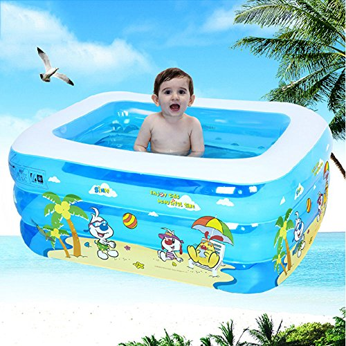 Inflatable-bathtub-TYCGY-High-capacity-Baby-Plastic-Mini-Air-Pool-Children-Large-Capacity-Folding-Shower-Tray-blue-0-1