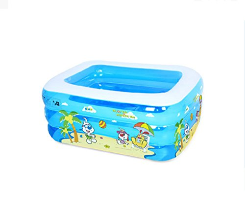 Inflatable-bathtub-TYCGY-High-capacity-Baby-Plastic-Mini-Air-Pool-Children-Large-Capacity-Folding-Shower-Tray-blue-0
