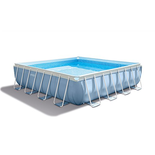 Intex-14-Feet-x-42-Inches-Prism-Frame-Swimming-Pool-Set-Inflatabull-Bull-Riding-Float-0-0