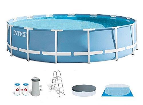 Intex-15-Feet-x-48-Inches-Prism-Frame-Pool-Set-0