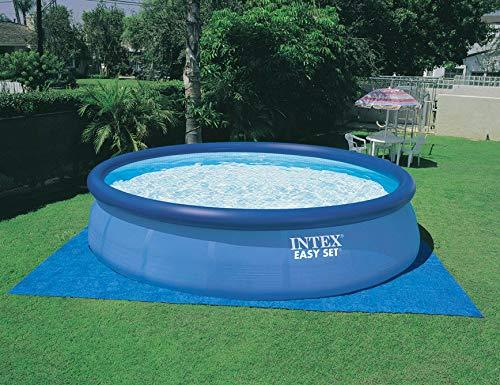 Intex-18-x-48-Easy-Set-Pool-with-Pump-Kokido-Telsa-10-Handheld-Vacuum-0-1